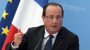 Hollande'dan iklim değişikliğiyle mücadele çağrısı