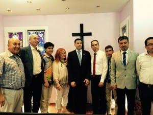 Adana Baptist Kilisesi Açıldı