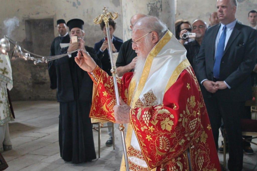 Ekümenik Patrik Bartolomeos