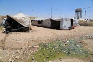 mülteci sıcak çilesi