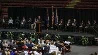 Kilise saldırısında hayatını kaybedenler anıldı