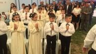 Keldani Çocuklara Mezuniyet Töreni