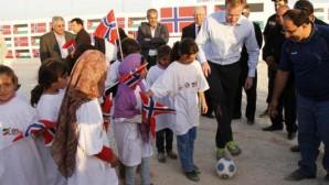 Norveç 8 bin Suriyeli alacak