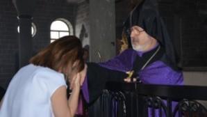 Diyarbakır Surp Giragos Kilisesi'nde ayin