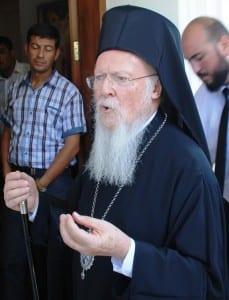 Ekümenik Patrik Bartholomeos