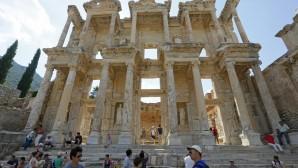 Efes Antik Kenti Dünya Mirası listesinde