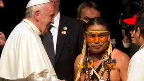 Papa, Amerikan yerlilerinden kilise adına özür diledi