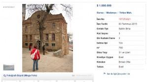 Sahibinden(!) Satılık Kilise