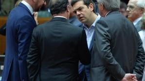 Yunanistan pazarlığı 17 saat sürdü