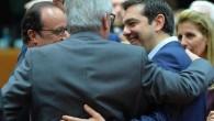 Yunanistan'ın Kurtarma Paketinde Uzlaşma