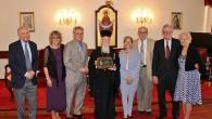 Ekümenik Patrik Bartholomeos'a Çevre Ödülü