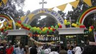 Etiyopyalı Hristiyanlar Meryem Ana Bayramı'nı kutladı