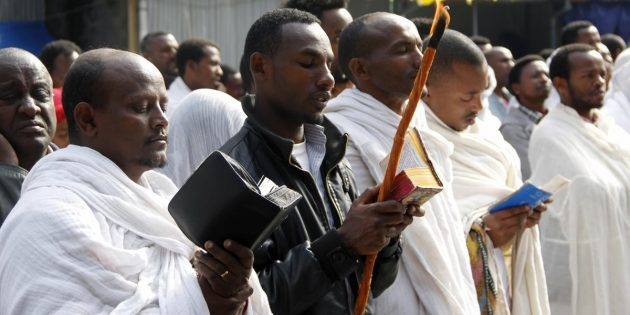 Etiyopya'da Yedi Hristiyan Dua Ettiği İçin Hapse Atıldı!