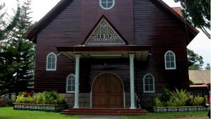 Ahşap Kilise 30 yılda 3 kez kundaklandı