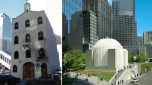 Ground Zero'da bir Kilise yükseliyor