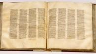 Dünyanın en eski Kutsal Kitap kopyası internette yayınlandı
