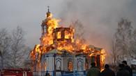 Kilise yangınlarının yarısı kundaklama