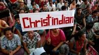 Hindistan'da kiliseye baltalı saldırı