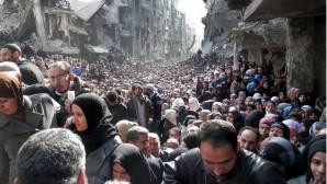 Hristiyan nüfusun yarısı Suriye'yi terk etti
