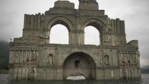 450 Yıllık Kilise Gün Yüzüne Çıktı