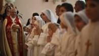 Kerküklü Hristiyan 400 Genç Araya Geldi