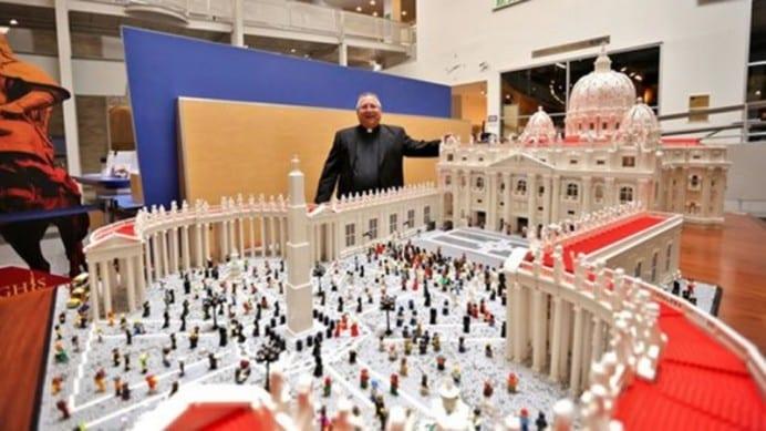 LEGO-vatican