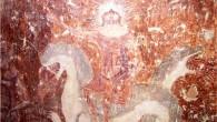 300 yıldır Kayıp Kabul Edilen Freskler Bulundu
