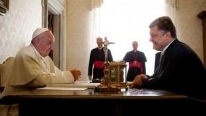 Papa, Ukrayna'yı da Ziyaret Edecek