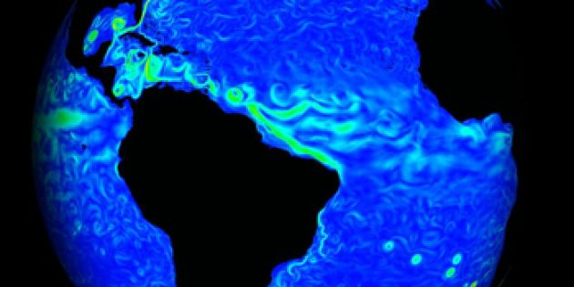 Dünya Yüzeyindeki Su Kaynakları 'Yaratılış'ı Destekliyor