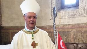 Episkopos Bizzeti, İskenderun'daki İlk Ayinini Pazar Günü Yapacak