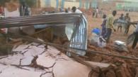 Sudan'da Lutheran Kilisesi Yıkıldı