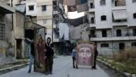 Suriyeli Hristiyanlar Halep'te Kıstırıldı