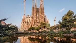 Avrupa'nın En Yüksek Tapınağı Tamamlanmak Üzere