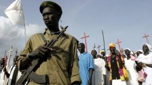 Güney Sudan'da barış için kiliseler devrede