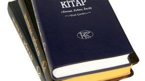 Kutsal Kitap'ın En Popüler 5 Ayeti Seçildi