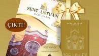 Sent Antuan'dan Noel İlahileri CD'si ve 2016 Duvar Takvimleri
