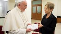 Papa'nın yeni kitabı yayınlandı