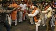 Yüzlerce Hristiyan Hintli Baskı Altında
