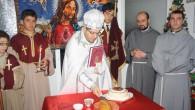 Ermeniler Noel'i Coşkuyla Kutladı