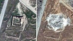 IŞİD Irak'ın 1400 Yıllık Manastırını Yok Etti