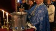 Vaftiz Bayramı İskenderun'da da Kutlandı