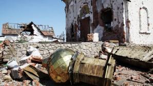 Donbass Savaşı Ukrayna Kilisesi'ne Ciddi Zarar Verdi
