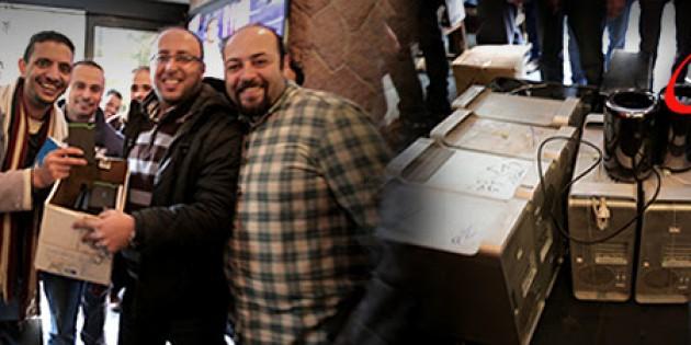 SAT-7 Mısır'ın El Konulan Ekipmanları İade Edildi