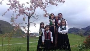 Norveçli Aile Çocuklarına Kavuştu