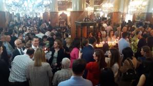 İskenderunlu Ortodokslar Çiçek Bayramını Kutladı