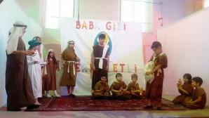 İskenderunlu Hristiyan Çocuklardan 'Merhamet' Tiyatrosu