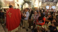 Batı Şeria ve Yeruşalim'de 'Palmiye Pazarı' Kutlandı