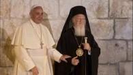 Papa ve Patrik Bartholomeos Göçmenler İçin Buluşuyor