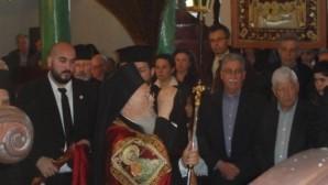 Gökçeada Agios Georgios Kilisesi ibadete açıldı