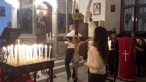 Mersin Ortodoks Kilisesi'nde Paskalya Coşkusu